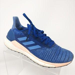 Adidas Womens Boost Solar Glide Running Shoes